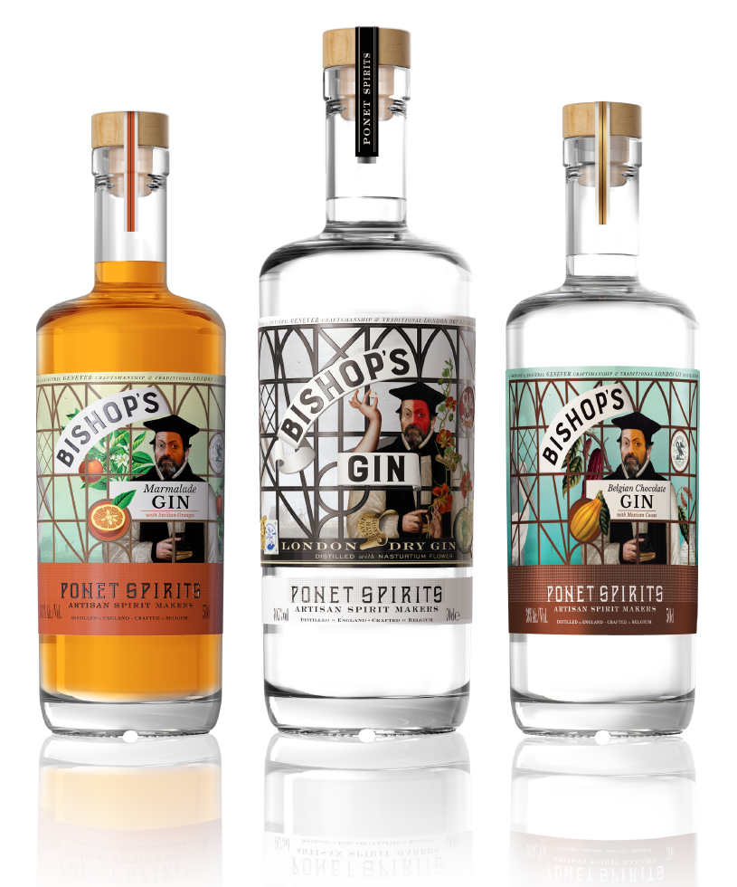 Bishop Gin London Dry Marmalade